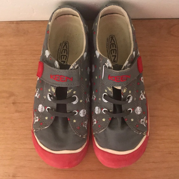4dc546dc76fd3 Size 13 Rocket ship Keen shoes